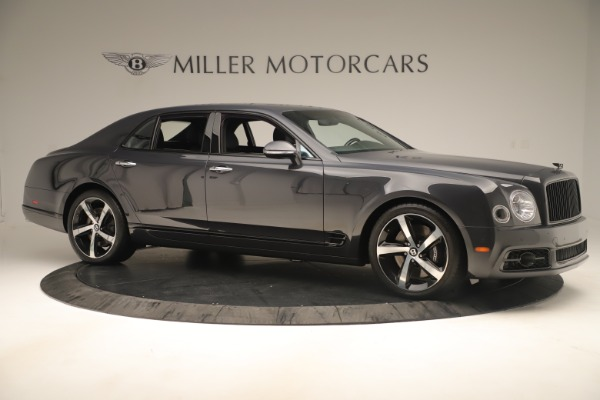 Used 2018 Bentley Mulsanne Speed Design Series for sale Sold at Aston Martin of Greenwich in Greenwich CT 06830 10