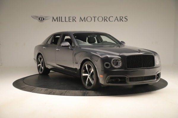 Used 2018 Bentley Mulsanne Speed Design Series for sale Sold at Aston Martin of Greenwich in Greenwich CT 06830 11