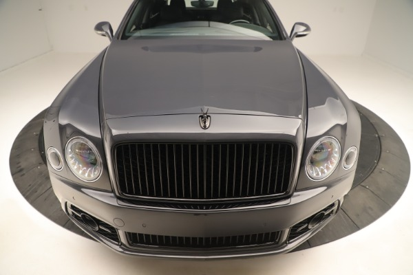 Used 2018 Bentley Mulsanne Speed Design Series for sale Sold at Aston Martin of Greenwich in Greenwich CT 06830 13