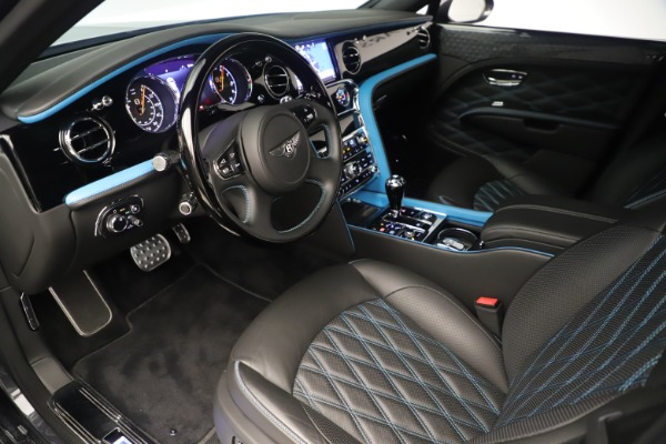 Used 2018 Bentley Mulsanne Speed Design Series for sale Sold at Aston Martin of Greenwich in Greenwich CT 06830 18