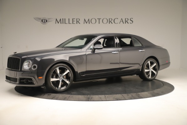 Used 2018 Bentley Mulsanne Speed Design Series for sale Sold at Aston Martin of Greenwich in Greenwich CT 06830 2