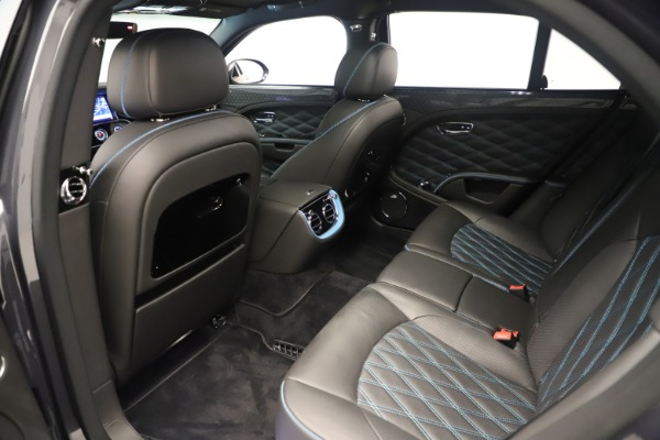 Used 2018 Bentley Mulsanne Speed Design Series for sale Sold at Aston Martin of Greenwich in Greenwich CT 06830 22