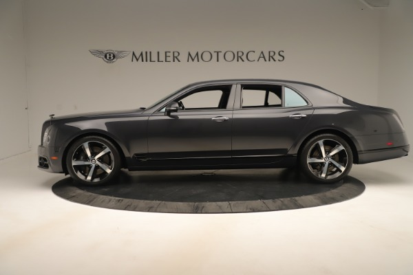 Used 2018 Bentley Mulsanne Speed Design Series for sale Sold at Aston Martin of Greenwich in Greenwich CT 06830 3