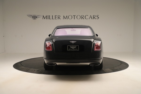 Used 2018 Bentley Mulsanne Speed Design Series for sale Sold at Aston Martin of Greenwich in Greenwich CT 06830 6