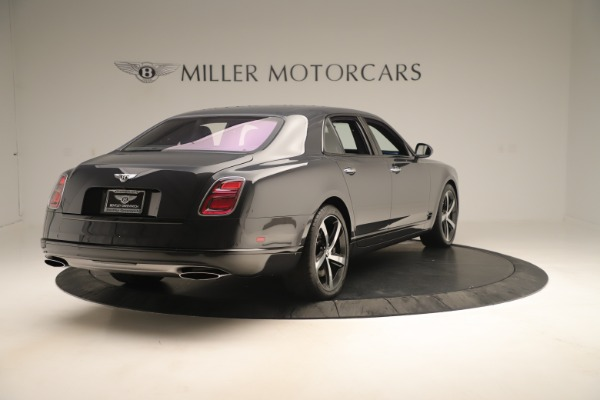 Used 2018 Bentley Mulsanne Speed Design Series for sale Sold at Aston Martin of Greenwich in Greenwich CT 06830 7