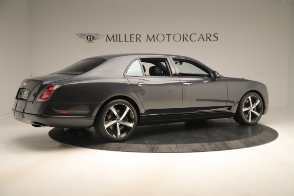 Used 2018 Bentley Mulsanne Speed Design Series for sale Sold at Aston Martin of Greenwich in Greenwich CT 06830 8