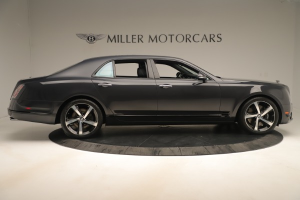Used 2018 Bentley Mulsanne Speed Design Series for sale Sold at Aston Martin of Greenwich in Greenwich CT 06830 9