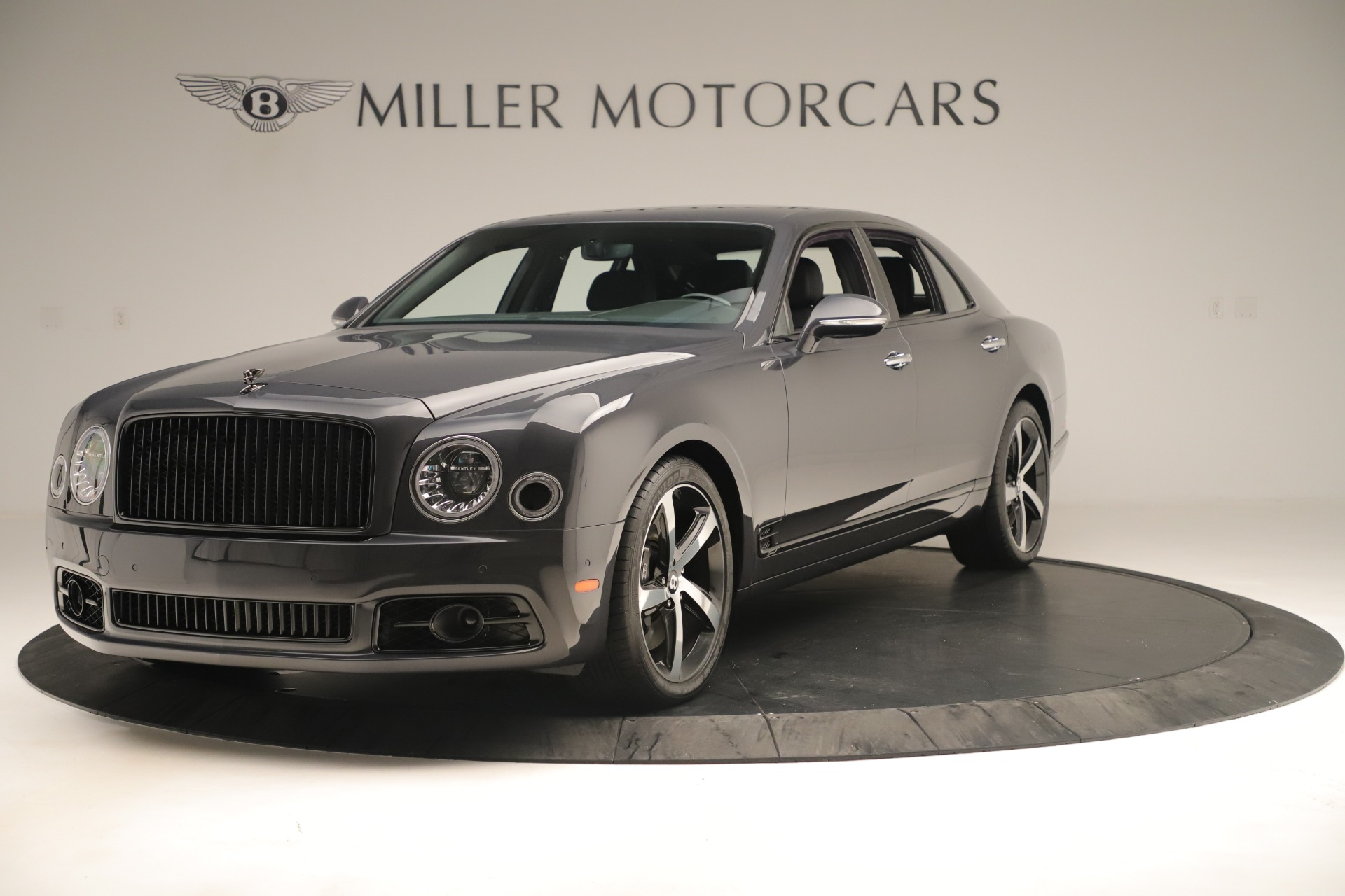 Used 2018 Bentley Mulsanne Speed Design Series for sale Sold at Aston Martin of Greenwich in Greenwich CT 06830 1