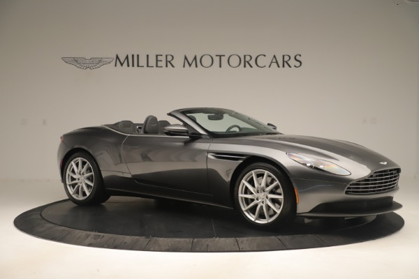 Used 2020 Aston Martin DB11 V8 for sale Sold at Aston Martin of Greenwich in Greenwich CT 06830 10