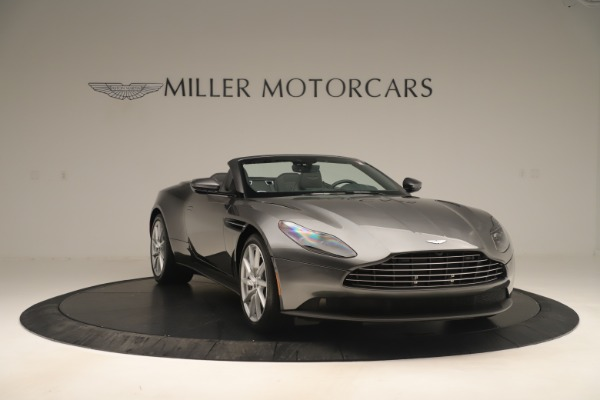 Used 2020 Aston Martin DB11 V8 for sale Sold at Aston Martin of Greenwich in Greenwich CT 06830 11