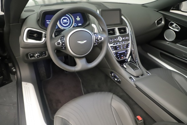 Used 2020 Aston Martin DB11 V8 for sale Sold at Aston Martin of Greenwich in Greenwich CT 06830 14