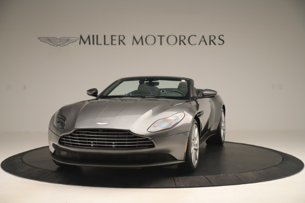 Used 2020 Aston Martin DB11 V8 for sale Sold at Aston Martin of Greenwich in Greenwich CT 06830 2
