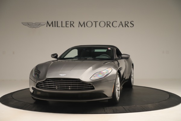 Used 2020 Aston Martin DB11 V8 for sale Sold at Aston Martin of Greenwich in Greenwich CT 06830 23