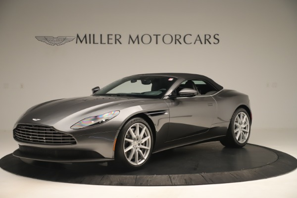 Used 2020 Aston Martin DB11 V8 for sale Sold at Aston Martin of Greenwich in Greenwich CT 06830 24