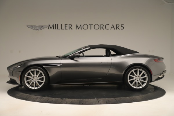 Used 2020 Aston Martin DB11 V8 for sale Sold at Aston Martin of Greenwich in Greenwich CT 06830 25