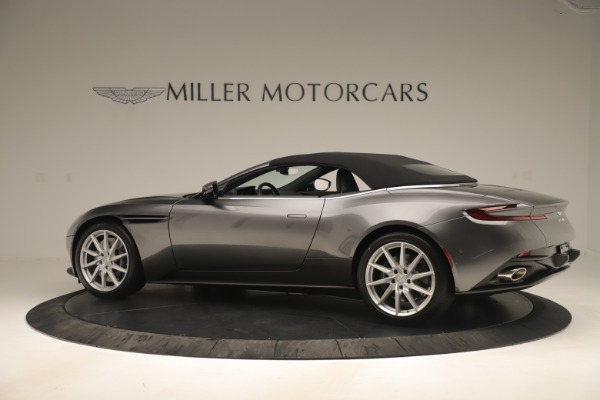 Used 2020 Aston Martin DB11 V8 for sale Sold at Aston Martin of Greenwich in Greenwich CT 06830 26