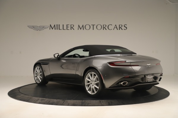 Used 2020 Aston Martin DB11 V8 for sale Sold at Aston Martin of Greenwich in Greenwich CT 06830 27