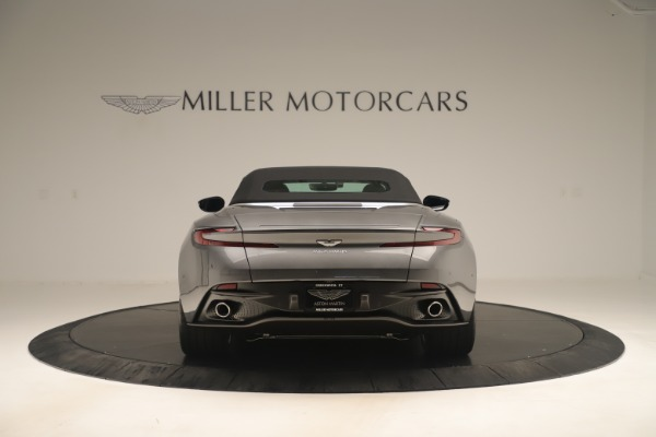 Used 2020 Aston Martin DB11 V8 for sale Sold at Aston Martin of Greenwich in Greenwich CT 06830 28