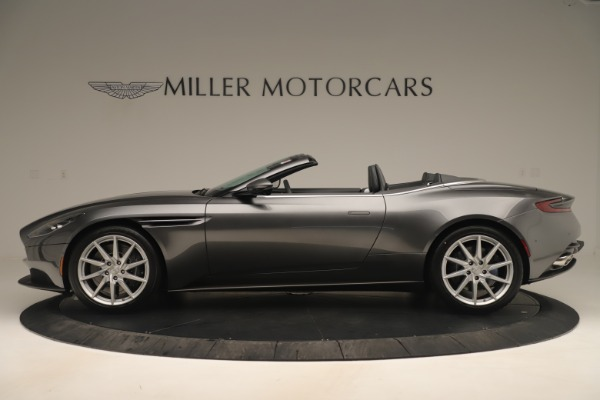 Used 2020 Aston Martin DB11 V8 for sale Sold at Aston Martin of Greenwich in Greenwich CT 06830 3