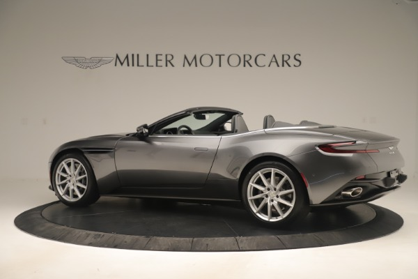 Used 2020 Aston Martin DB11 V8 for sale Sold at Aston Martin of Greenwich in Greenwich CT 06830 4