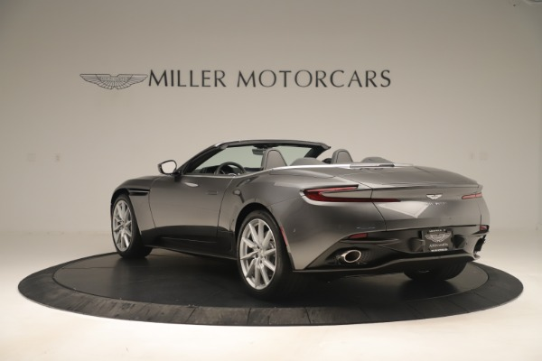 Used 2020 Aston Martin DB11 V8 for sale Sold at Aston Martin of Greenwich in Greenwich CT 06830 5