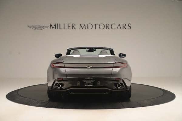 Used 2020 Aston Martin DB11 V8 for sale Sold at Aston Martin of Greenwich in Greenwich CT 06830 6