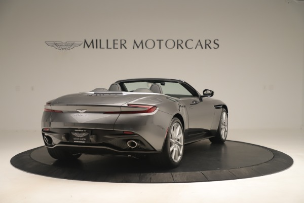 Used 2020 Aston Martin DB11 V8 for sale Sold at Aston Martin of Greenwich in Greenwich CT 06830 7
