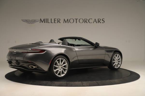Used 2020 Aston Martin DB11 V8 for sale Sold at Aston Martin of Greenwich in Greenwich CT 06830 8