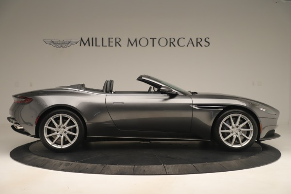 Used 2020 Aston Martin DB11 V8 for sale Sold at Aston Martin of Greenwich in Greenwich CT 06830 9
