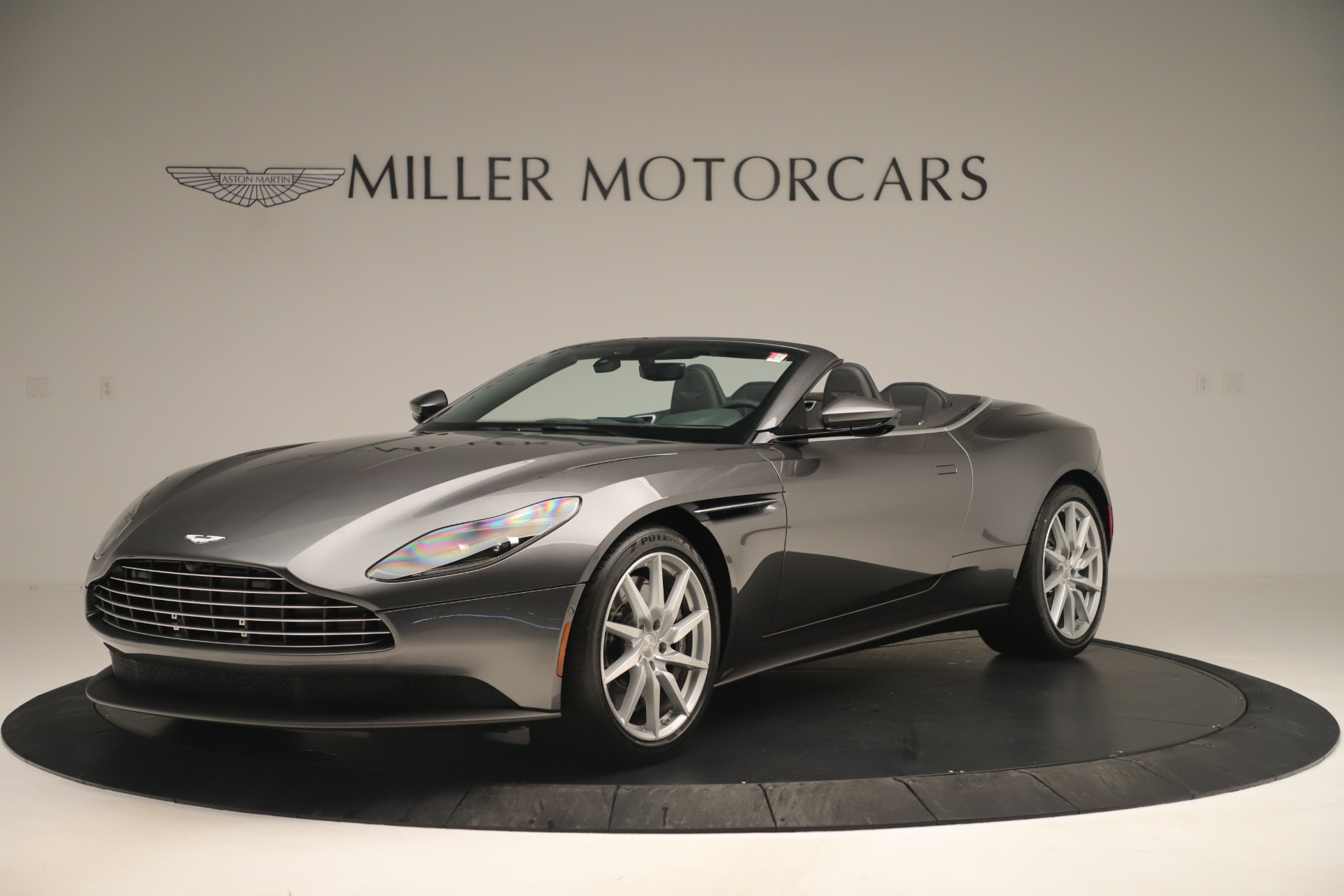 Used 2020 Aston Martin DB11 V8 for sale Sold at Aston Martin of Greenwich in Greenwich CT 06830 1