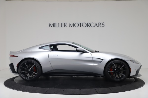 New 2020 Aston Martin Vantage Coupe for sale $207,072 at Aston Martin of Greenwich in Greenwich CT 06830 10