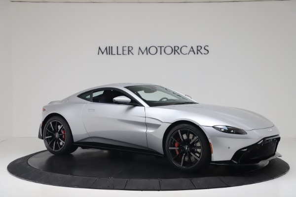New 2020 Aston Martin Vantage Coupe for sale $207,072 at Aston Martin of Greenwich in Greenwich CT 06830 11