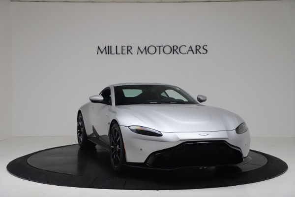 New 2020 Aston Martin Vantage Coupe for sale $207,072 at Aston Martin of Greenwich in Greenwich CT 06830 12