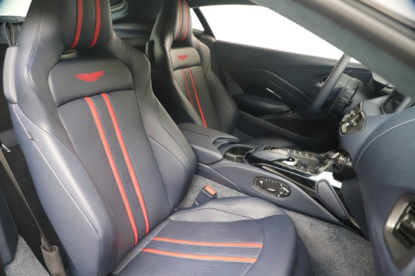 New 2020 Aston Martin Vantage Coupe for sale $207,072 at Aston Martin of Greenwich in Greenwich CT 06830 19