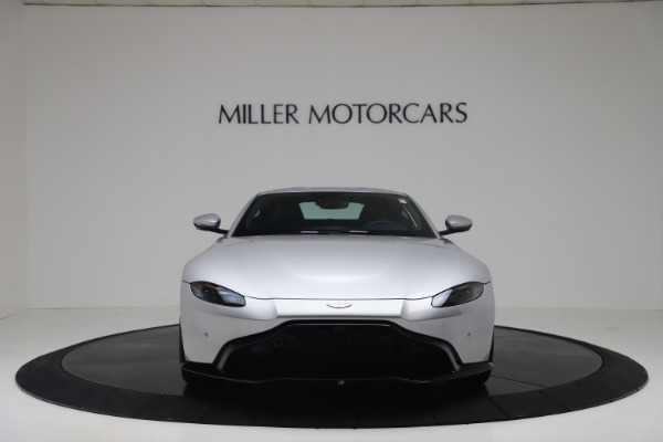 New 2020 Aston Martin Vantage Coupe for sale $207,072 at Aston Martin of Greenwich in Greenwich CT 06830 2