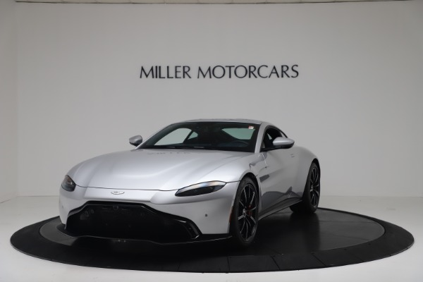 New 2020 Aston Martin Vantage Coupe for sale $207,072 at Aston Martin of Greenwich in Greenwich CT 06830 3