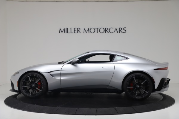 New 2020 Aston Martin Vantage Coupe for sale $207,072 at Aston Martin of Greenwich in Greenwich CT 06830 4