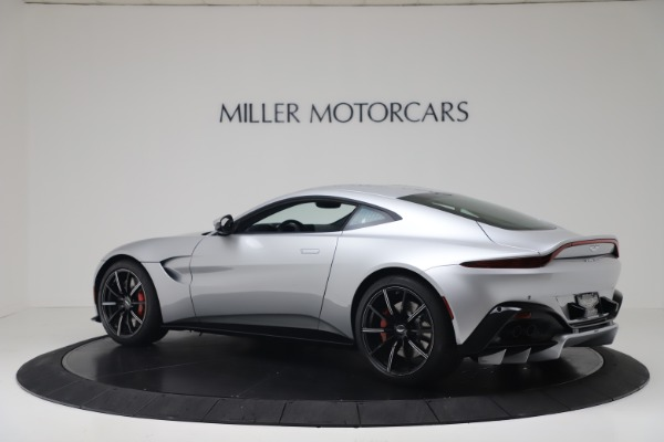New 2020 Aston Martin Vantage Coupe for sale $207,072 at Aston Martin of Greenwich in Greenwich CT 06830 5
