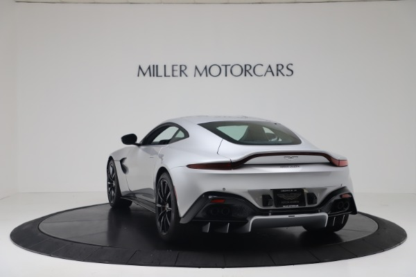 New 2020 Aston Martin Vantage Coupe for sale $207,072 at Aston Martin of Greenwich in Greenwich CT 06830 6