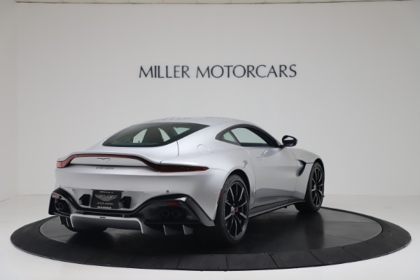 Used 2020 Aston Martin Vantage Coupe for sale $207,072 at Aston Martin of Greenwich in Greenwich CT 06830 8