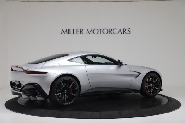 New 2020 Aston Martin Vantage Coupe for sale $207,072 at Aston Martin of Greenwich in Greenwich CT 06830 9