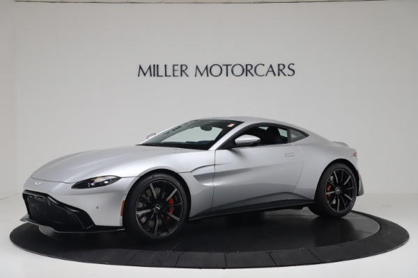 Used 2020 Aston Martin Vantage Coupe for sale $207,072 at Aston Martin of Greenwich in Greenwich CT 06830 1