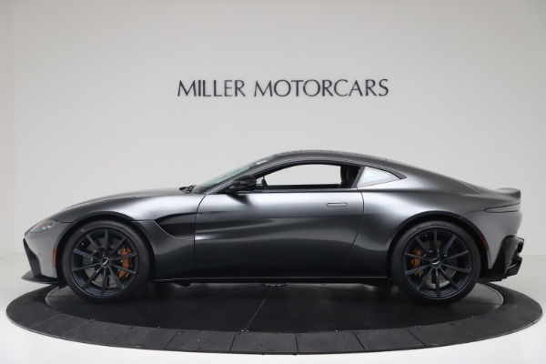 New 2020 Aston Martin Vantage Coupe for sale Sold at Aston Martin of Greenwich in Greenwich CT 06830 4