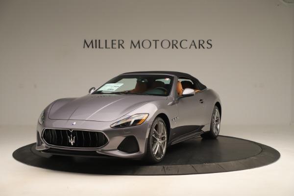 New 2019 Maserati GranTurismo Sport Convertible for sale Sold at Aston Martin of Greenwich in Greenwich CT 06830 13