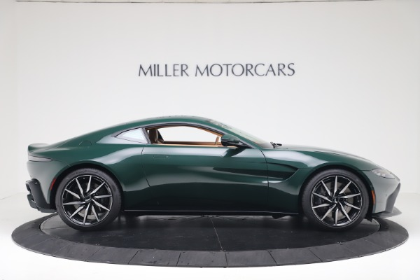 Used 2020 Aston Martin Vantage Coupe for sale $159,990 at Aston Martin of Greenwich in Greenwich CT 06830 10