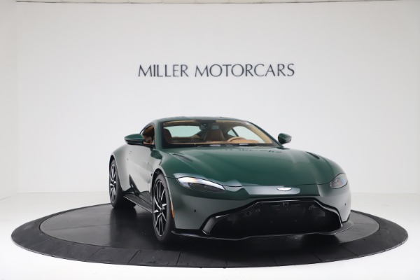 Used 2020 Aston Martin Vantage Coupe for sale $159,990 at Aston Martin of Greenwich in Greenwich CT 06830 12