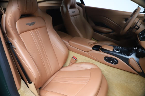 Used 2020 Aston Martin Vantage Coupe for sale $159,990 at Aston Martin of Greenwich in Greenwich CT 06830 20