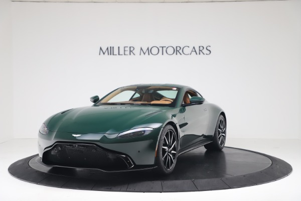 Used 2020 Aston Martin Vantage Coupe for sale Sold at Aston Martin of Greenwich in Greenwich CT 06830 3