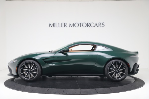 Used 2020 Aston Martin Vantage Coupe for sale $159,990 at Aston Martin of Greenwich in Greenwich CT 06830 4