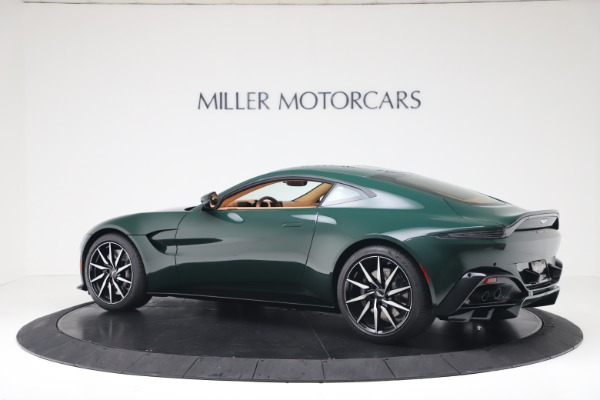 Used 2020 Aston Martin Vantage Coupe for sale $159,990 at Aston Martin of Greenwich in Greenwich CT 06830 5
